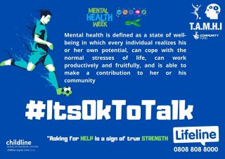 its Saturday will reap the benefits of being part of a team and playing the sport they live.  Football you were missed  #mentalhealth