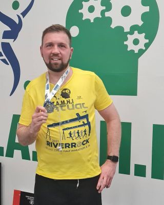 Just completed a half marathon... best distance iv ever done.   All to support @cumannanphiarsaigh 100mile challenge and inspired to.get active after easter break.  Feels great and thank you all who supported   https://www.justgiving.com/team/teampearses