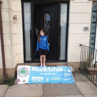 Anothet few #mentalhealthawareness banners out to raise awareness as part of our Change Makers programme   Increase visibility @nationallotterygoodcauses