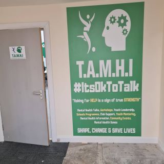 What do we do?   Our new sign says it all #mentalhealth